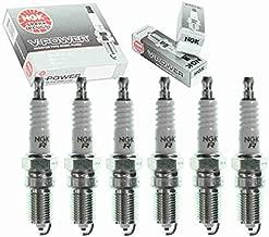 6 pcs NGK V-Power Spark Plugs for 1983-2007 Ford Ranger 3.0L 3.0L 2.8L 2.9L V6 - Engine Kit Set Tune Up