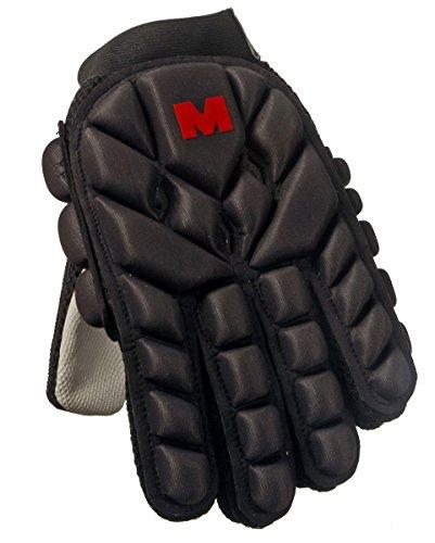 Malik Hockey-Handschuh Absorber Light (schwarz) für Halle-S