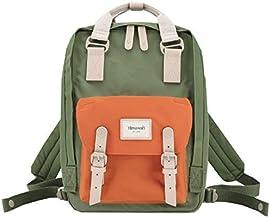 """Himawari School Waterproof Backpack 14.9"""" College Vintage Travel Bag for Women,14.."""