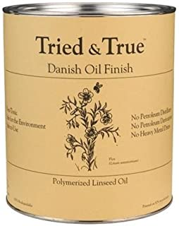 Tried and True Danish Oil (Pint) by Tried and True