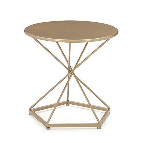 Tägliche Ausrüstung Beistelltisch Couchtisch Beistelltisch Sofatisch Couchtisch Sofa Beistelltisch Snack-Tisch Runder Nachttisch für Wohnzimmer Schlafzimmer Pflanzenständer Sofa Tisch Beistelltisch
