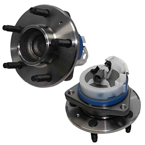 Price comparison product image Detroit Axle- FWD Models - Rear Driver & Passenger Side Wheel Hub and Bearing Assembly for Rendezvous