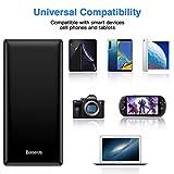 Baseus Power Bank Externer Akku 30000mAh, USB C Schnelles Aufladen Tragbares Ladegerät für iPhone, iPad, Mac, Kompatibel mit Samsung, Huawei und mehr - 3