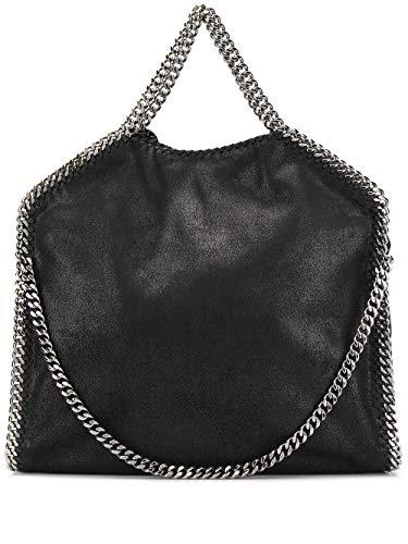 Stella McCartney Luxury Fashion Mujer 234387W91321000 Negro Bolso Tipo Shopper | Temporada Permanente