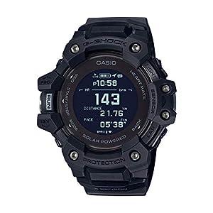 [カシオ] 腕時計 ジーショック G-SQUAD GBD-H1000-1JR メンズ ブラック