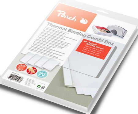 Peach PBT100-15 Thermo Foto Album Combi Box, A4