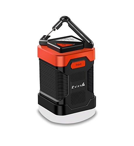 Zsizs LED ランタン USB充電式ランタン