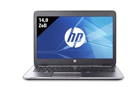 HP EliteBook 840 G3-14,0 Zoll - Core i7-6500U @ 2,5 GHz - 8GB RAM - 256GB SSD - FHD (1920x1080) - Webcam - Win10Pro A (Zertifiziert und Generalüberholt)