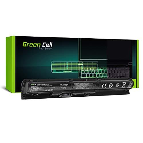 Green Cell RI04 805294-001 Laptop Akku für HP ProBook 450 G3 455 G3 470 G3 (4 Zellen 2200mAh 14.8V Schwarz)