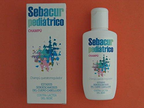 Sebicur Pediatric Champú 125 ml