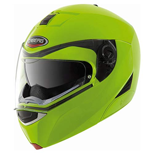 Caberg Klapphelm Modus Hi Vizion Neon Gelb Helm Größe S 30870098