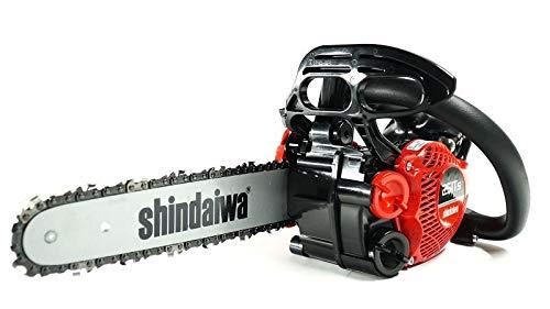 Shindaiwa - Motosierra ultraligera de poda modelo 251TS Barra Carving