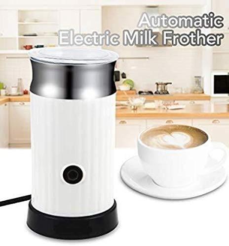 Elektrische koffiepot Automatische melkopschuimer Cappuccinomaker Verwarming Opschuimen Hete melk Koud Mousserend Nieuwe handmatige koffiemachine