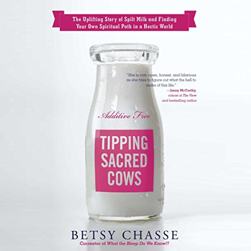 Tipping Sacred Cows audiobook cover art