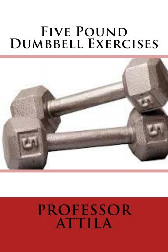 Five Pound Dumbbell Exercises
