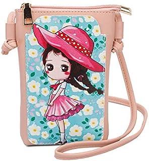 YUEJIN Bag For Girls,Pink - Shoulder Bags