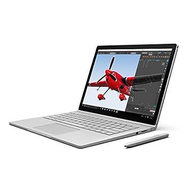 Microsoft Surface Book (512 GB, 16 GB RAM, Intel Core i7, NVIDIA GeForce graphics)