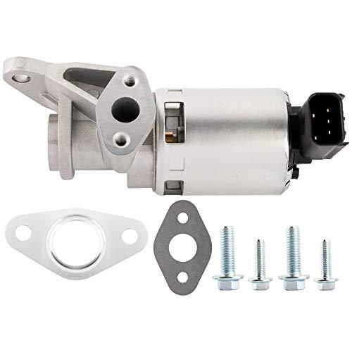 BOXI EGR Exhaust Gas Recirculation Valve Compatible with CHRYSL-ER 300 ASPEN DOD-GE DURANGO CHARGER JEEP COMMANDER GRAND CHEROKEE EGR1586 53032509AM