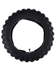 Zwart 2.50-10 2.50x10 rubberen band & binnenste buis Set voor CRF50 XR50 PW50 AOD