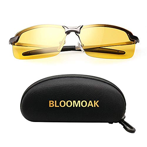 Bloomoak HD Night Driving Glasses
