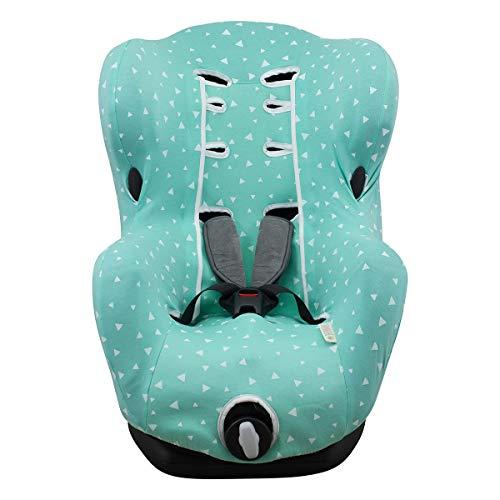 Janabebe Funda para Bébé Confort Iseos Neo y Auto Kite (Mint sparkles)