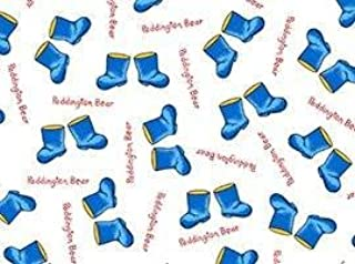 paddington bear fabric