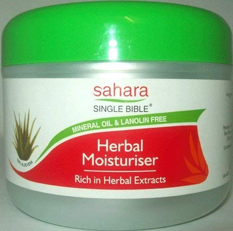sahara single bible with oil & Lanoline Minéral Hydratant Herbal