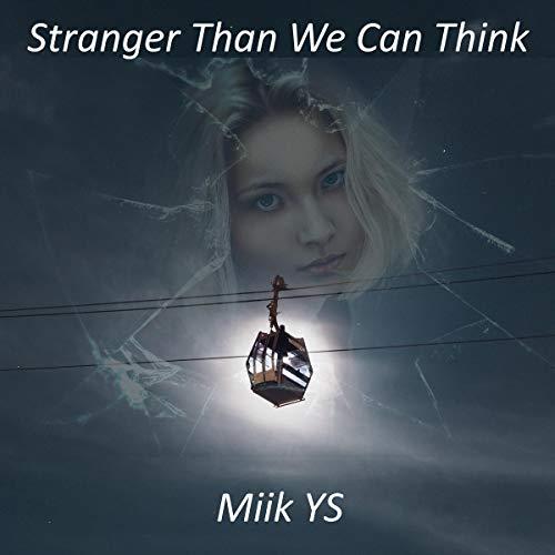 『Stranger Than We Can Think』のカバーアート