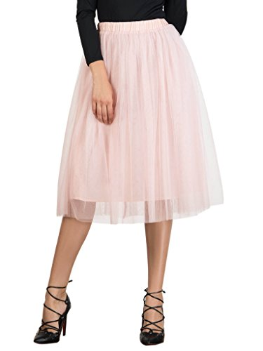 Top pastel tulle skirt for women for 2020