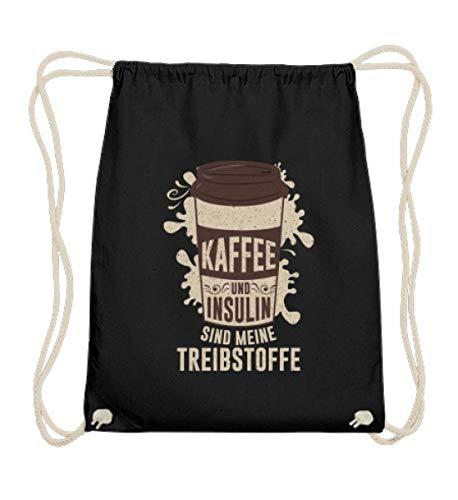Chorchester Kaffee und Insulin für Diabetiker - Baumwoll Gymsac