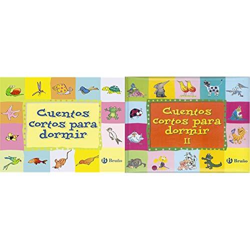 Editorial Bruño Cuentos cortos para dormir (Castellano a PARTIR DE 3 AÑOS) (Castellano A PARTIR DE 3 AÑOS CUENTOS Cuentos cortos) +Cuentos cortos para dormir Volumen II: 2 (Cuentos Cortos)