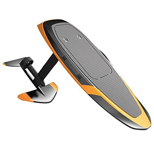 Tabla De Paleta De Surf Eléctrica Inteligente, Suspensión De Agua De Fibra De Carbono Ultraligera Tabla De Surf De Hidroala Eléctrica Tabla De Surf Eléctrica