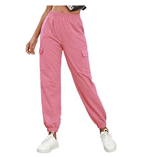 U/A - Pantalones de yoga para mujer y niña