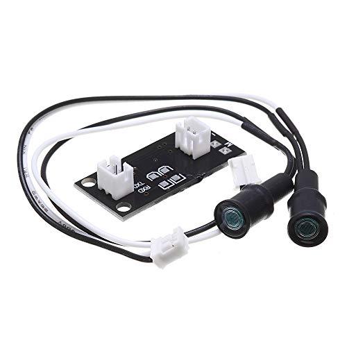 BliliDIY Dc 5-5,5 V Lichtquelle Tracking Platine Solar Automatische Tracker Licht Suche Modul Ray Tracing