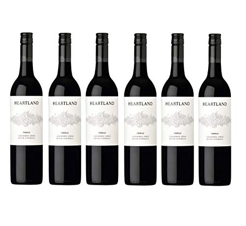 2016er Heartland I Shiraz I Langhorne Creek Roterin I Rotwein I Wein I Australien (6 Flaschen)