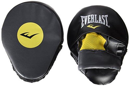 Everlast 4416 Patas de Oso Curvas, Adultos Unisex, Gris/Amarillo, Talla única
