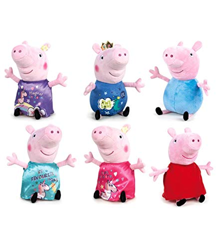 Peppa Pig Its Magic assorted plush toy 27cm