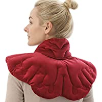 Aroma Season Heating Pad Microwavable Neck and Shoulders Wrap