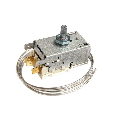 Thermostat für Zanussi Kühlschrank Gefrierschrank entspricht 2262348200
