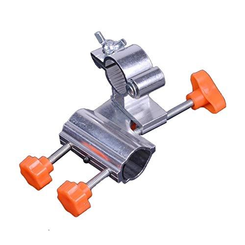 WFBD-CN Clamp-Ass Universal-Angelzubehör Schirmhalter Halterung Verstellbarer Stuhl Rotierende Angelrute Ständer Rack-Fischen-Werkzeug-Fest Köderbox (Color : Single)