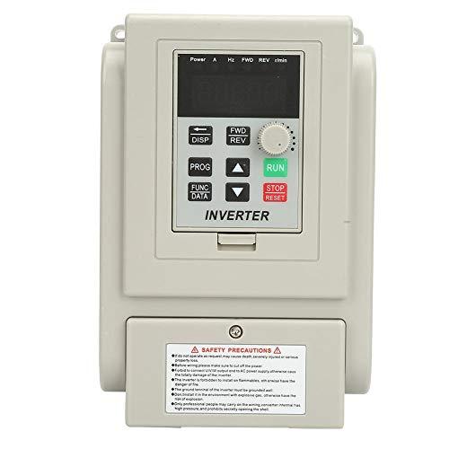 1,5 KW Einphasig Frequenzumrichter Variable Frequency Driver VFD Kontrolle 220V
