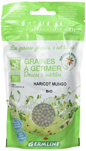 Germ'Line Germes de Haricot Mungo Bio 200 g