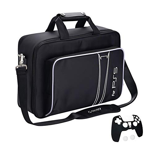 Funda para Playstation 5, funda de transporte para consolas de videojuegos -...