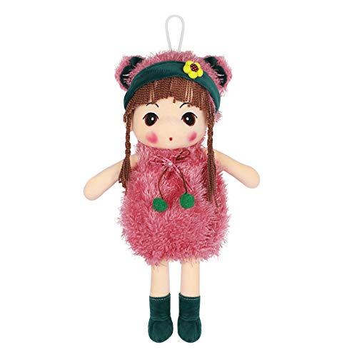 "TINAYAUE Plush Rag Dolls 16"" Soft Sleeping Cuddle Buddy Stuffed Baby Dolls Princess Dolls for Girls Birthday Christmas Party Gift…"