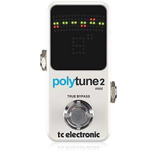 TC Electronic POLYTUNE 2 MINI - Pedal de efecto