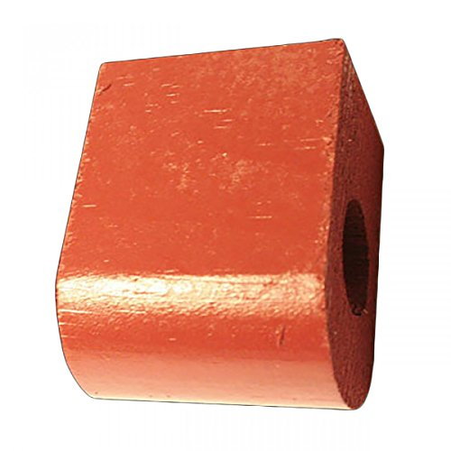 "Curtain Rods Coupler Support Red Pine 3"" Projection 