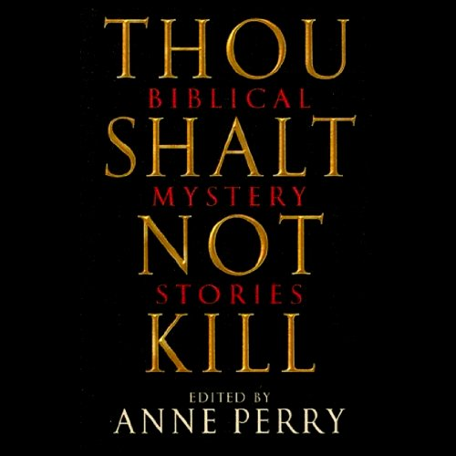 Thou Shalt Not Kill audiobook cover art