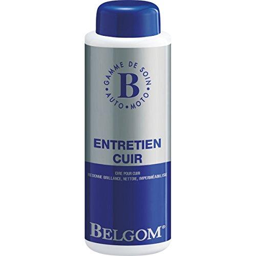 Belgom 11.0500 Entretien Cuir, 5...