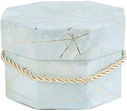 1Pc Round Flower Paper Boxes Hold Bucket Party The Packaging Box Nippon regular agency supreme