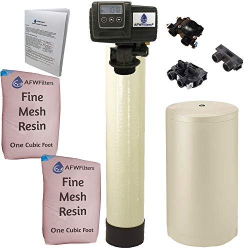 Iron Pro 2 Combination water softener iron filter Fleck 5600SXT digital metered...